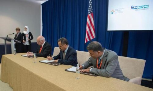 Agreement Signing - SaudiVax